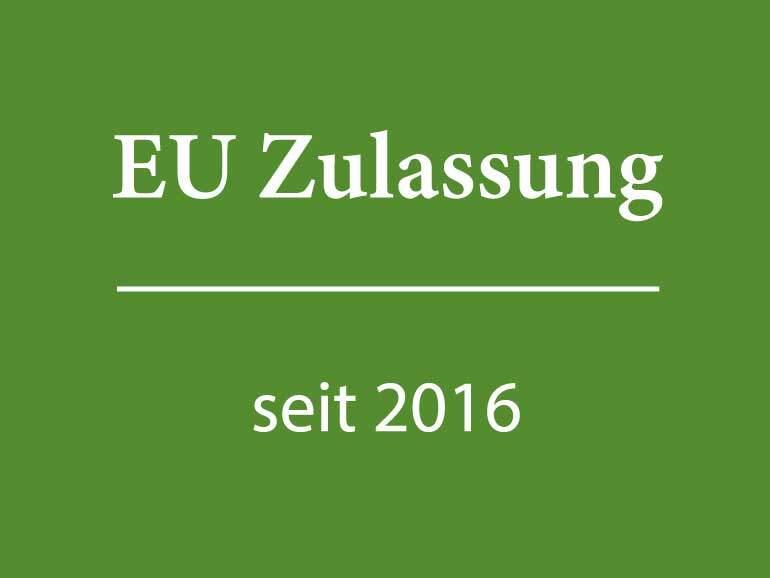 EU Zulassung